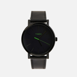 Наручные часы Timex Originals Leather Black
