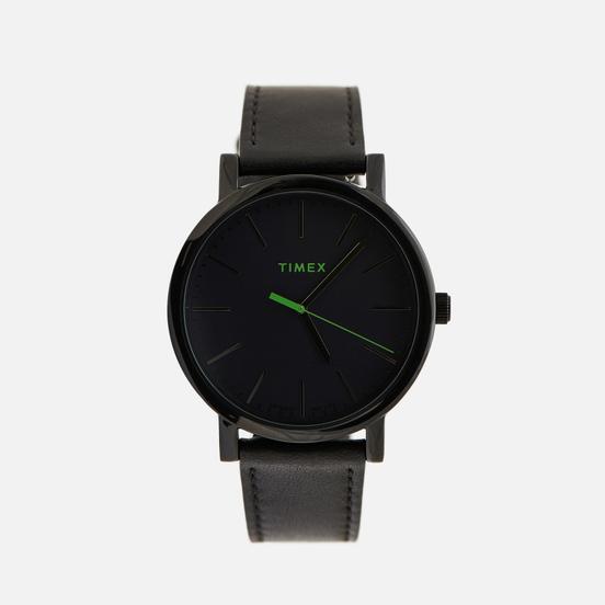 Наручные часы Timex Originals Leather Black