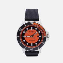 Наручные часы Timex Allied Coastline Black/Orange