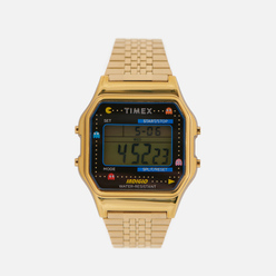 Наручные часы Timex x PAC-MAN T80 Gold/Black