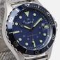 Наручные часы Timex Navi XL Stainless Steel/Blue/Blue фото - 2
