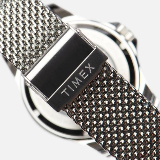 Наручные часы Timex Navi XL Stainless Steel/Blue/Blue