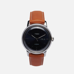Наручные часы Timex Marlin Brown/Silver/Blue