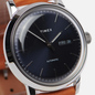 Наручные часы Timex Marlin Brown/Silver/Blue фото - 2
