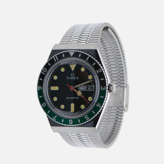 Наручные часы Timex Q Timex Reissue Silver/Black/Green/Black