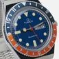 Наручные часы Timex Q Timex Reissue Silver/Navy/Orange/Navy фото - 2