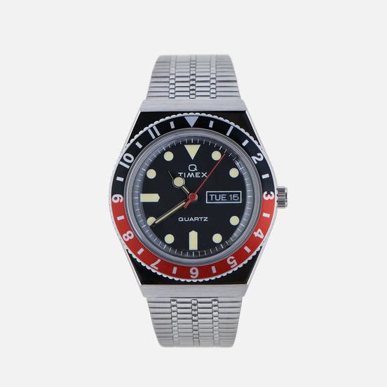 Наручные часы Timex Q Timex Reissue Silver/Black/Red/Black