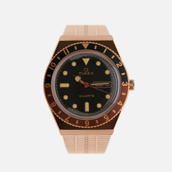 Наручные часы Timex Q Timex Reissue Rose Gold/Black