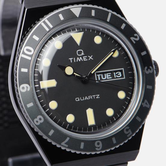 Наручные часы Timex Q Diver Black/Black/Black