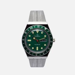 Наручные часы Timex Q Diver Silver/Green/Green