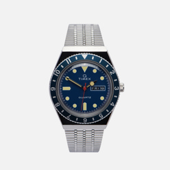 Наручные часы Timex Q Diver Silver/Navy/Navy