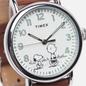 Наручные часы Timex x Peanuts Standard Brown/Silver/White фото - 2