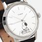 Наручные часы Timex x Peanuts Marlin 70th Anniversary Black/Silver фото - 2