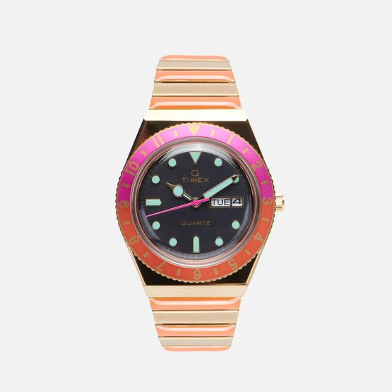 Наручные часы Timex Q Malibu Gold/Orange/Pink/Black