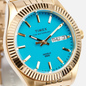 Наручные часы Timex Waterbury Malibu Gold/Gold/Emerald фото - 2