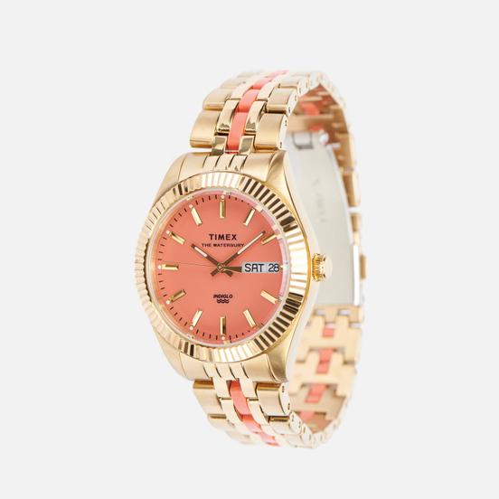 Наручные часы Timex Waterbury Malibu Gold/Gold/Pink