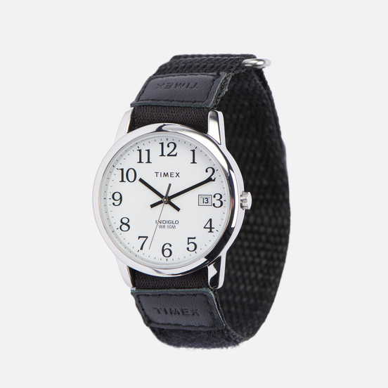 Наручные часы Timex Easy Reader Brown/Silver/White
