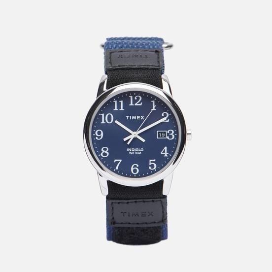 Наручные часы Timex Easy Reader Navy/Silver/Navy