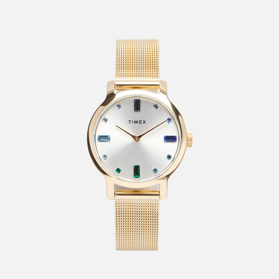 Наручные часы Timex Transcend Gold/Gold/Grey