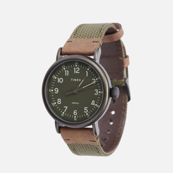 Наручные часы Timex Standard Green/Grey/Green
