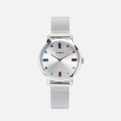Наручные часы Timex Transcend Silver/Silver/Grey