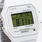 Наручные часы Timex T80 Silver/Silver/Silver фото - 2