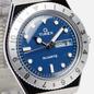 Наручные часы Timex Q Timex Silver/Silver/Navy фото - 2