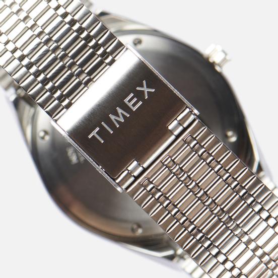 Наручные часы Timex Q Timex Silver/Silver/Navy