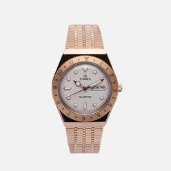 Наручные часы Timex Q Timex Rose Gold Tone/Cream