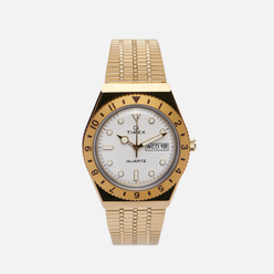 Наручные часы Timex Q Timex Gold Tone/Cream