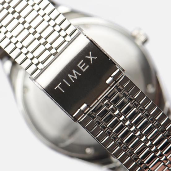 Наручные часы Timex x Coca-Cola T80 Silver Tone/Stainless Steel