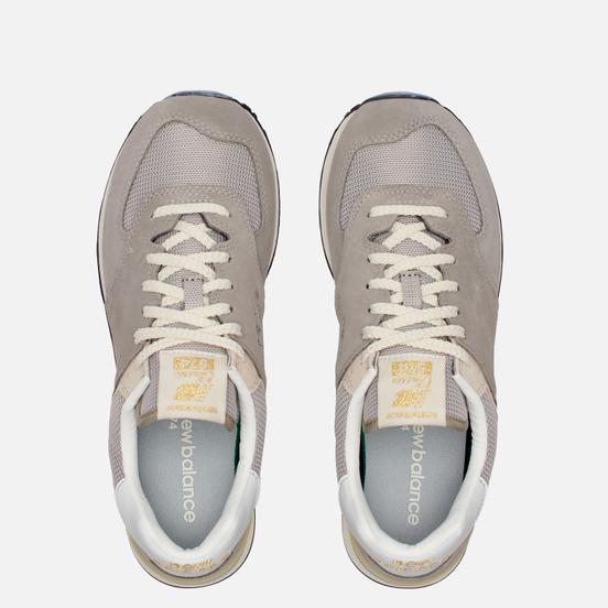 Мужские кроссовки New Balance U574GDY Grey Day Grey/White