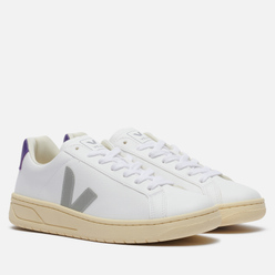 Женские кроссовки VEJA Urca CWL White/Oxford Grey/Purple