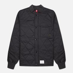 Мужская стеганая куртка Alpha Industries Quilted Utility Black