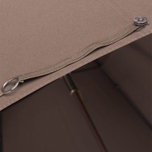 Зонт Fox Umbrellas GT1 Brown фото- 6