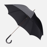 Зонт Fox Umbrellas GT2 Black Matt Handle Black фото- 0