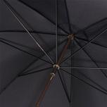 Зонт Fox Umbrellas GT2 Black Matt Handle Black фото- 5