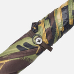 Зонт-трость Fox Umbrellas GT2 Black Matt Handle Camoflage фото- 4