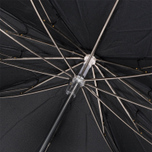 Зонт Fox Umbrellas Tel1 Brown Wood Crook Black фото- 5