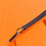 Зонт-трость London Undercover City Gent Lifesaver Malacca Handle Orange фото- 6
