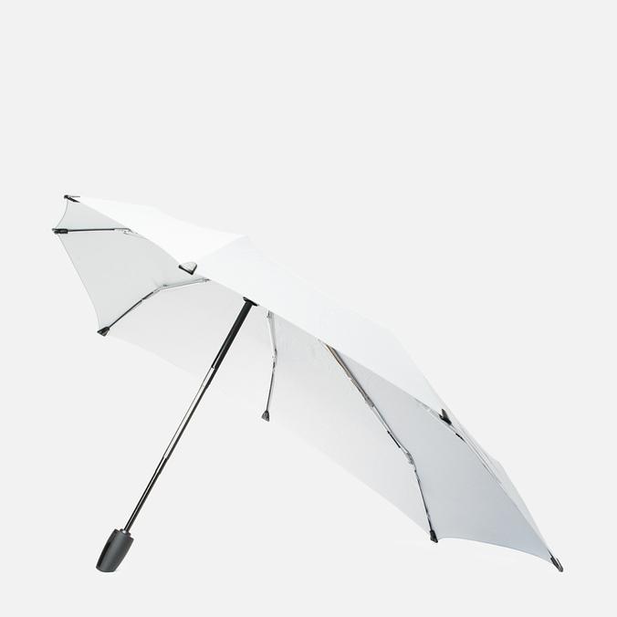 Зонт складной Senz Umbrellas Senz6 Automatic Big Grey