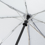 Зонт складной Senz Umbrellas Senz6 Automatic Big Grey фото- 2