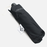 Зонт складной Senz Umbrellas Senz6 Automatic Sumi Black фото- 1