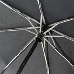 Зонт складной Senz Umbrellas Senz6 Automatic Sumi Black фото- 2
