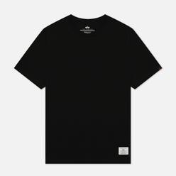 Мужская футболка Alpha Industries Essential Black
