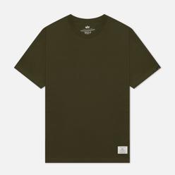 Мужская футболка Alpha Industries Essential Olive