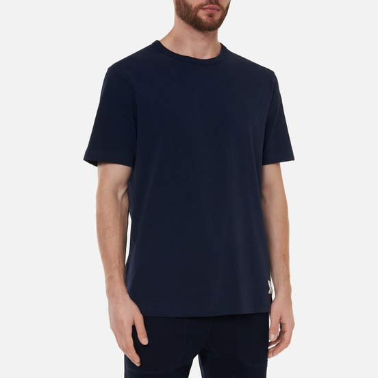 Мужская футболка Alpha Industries Essential Replica Blue
