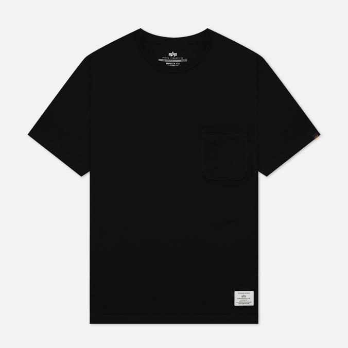 Мужская футболка Alpha Industries Essential Pocket