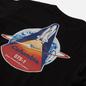Мужская футболка Alpha Industries NASA Columbia Black фото - 2