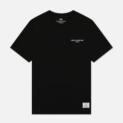 Мужская футболка Alpha Industries PT Base Black